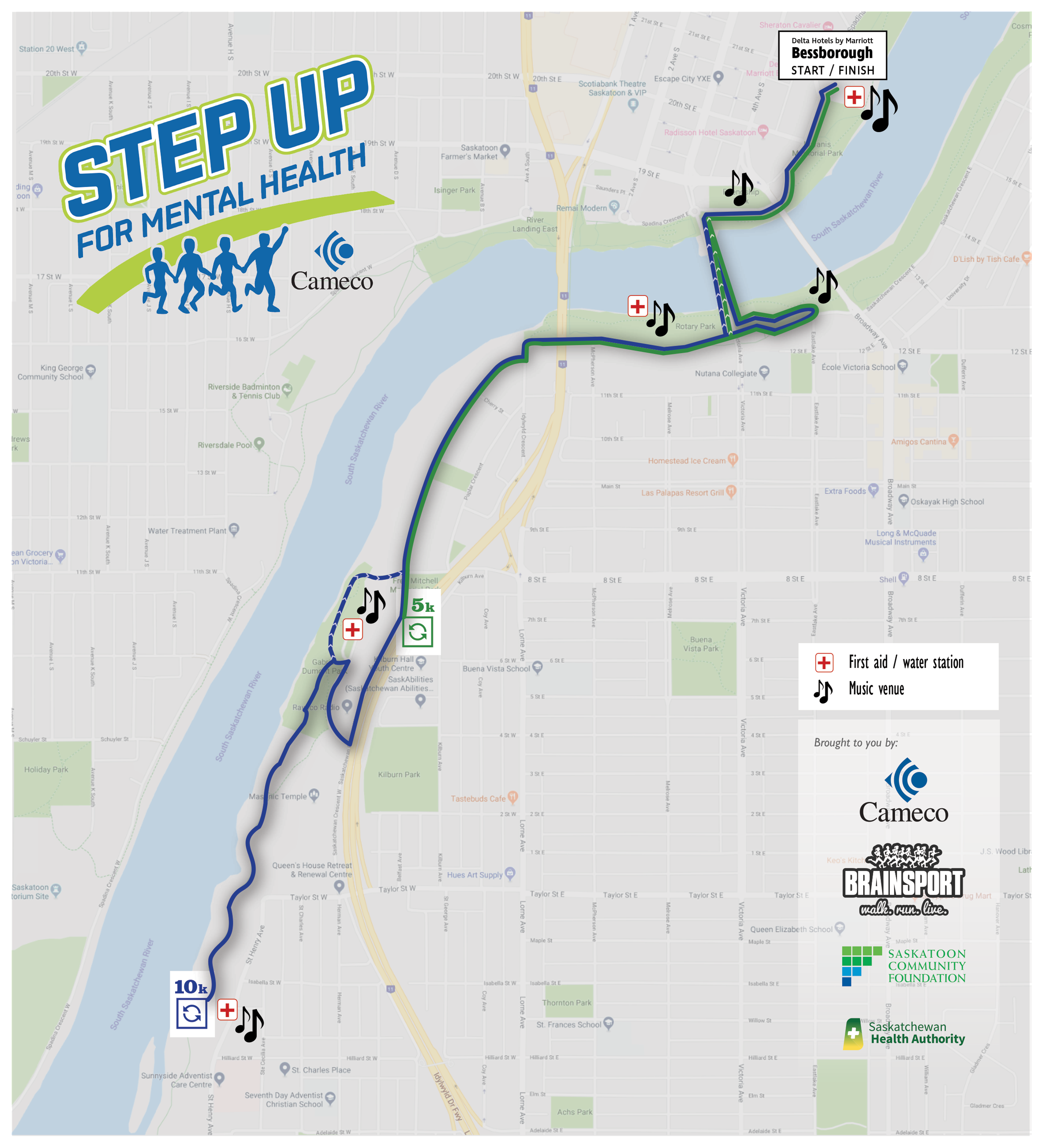 Route Information - News Archive - Library - Step Up for